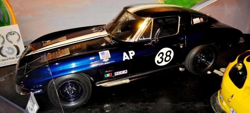 Corvette Museum -- The Racecars! 58 High-Res Photos -- Plus NCM Motorsports Park A High-Speed Dream 45