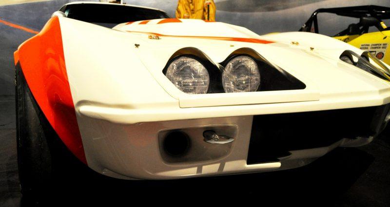 Corvette Museum -- The Racecars! 58 High-Res Photos -- Plus NCM Motorsports Park A High-Speed Dream 8