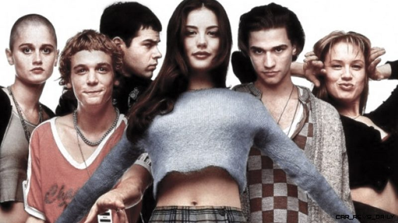Empire Records album cover 1995 Warner Brothers Entertainment (2)