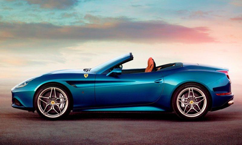 Ferrari Goes Turbo -- Geneva-bound California T Cabrio Packing 577Lb-Ft of Hissing Boost 10