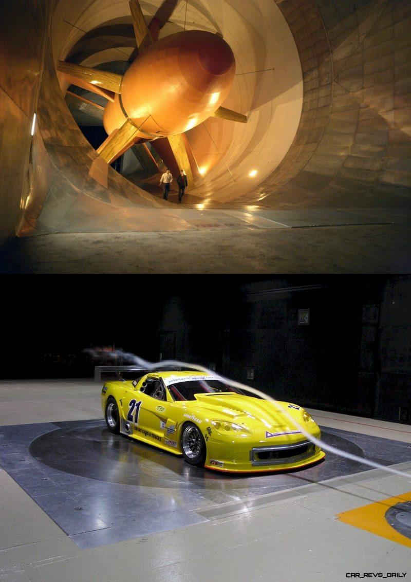 GM Wind Tunnel