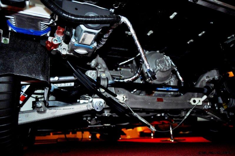 NCM - Corvette C7 IVERS prototype rear suspension detail2