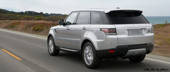New Range Rover Sport HSE in 30 Fake-Life Photos 27