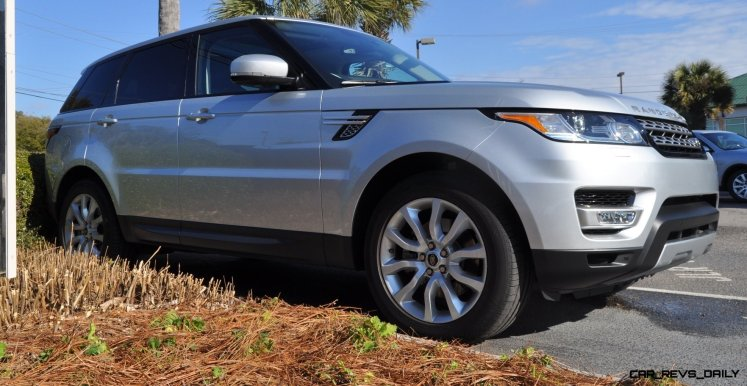New Range Rover Sport HSE in 30 Real-Life Photos 11