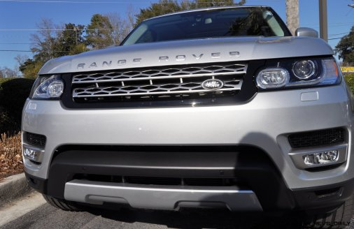 New Range Rover Sport HSE in 30 Real-Life Photos 20