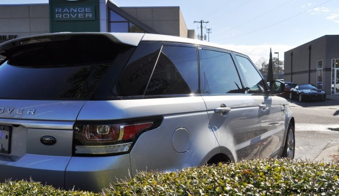 New Range Rover Sport HSE in 30 Real-Life Photos 25