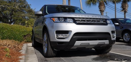 New Range Rover Sport HSE in 30 Real-Life Photos 8