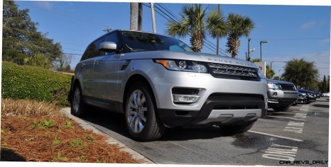 New Range Rover Sport HSE in 30 Real-Life Photos 9