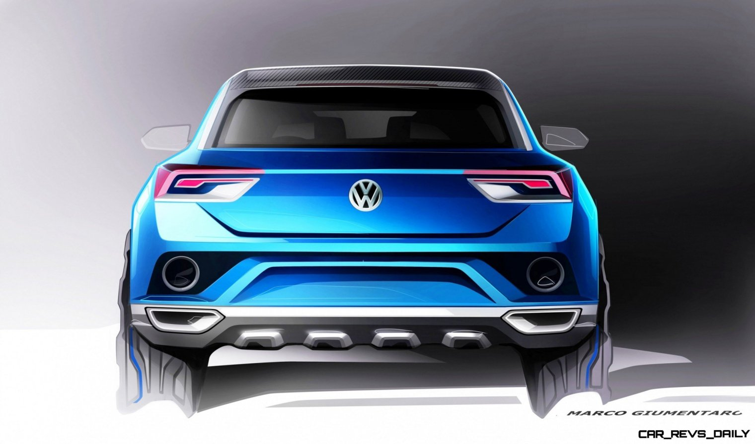VW T-ROC -- A High-Tech Jeep Wrangler for the Digital Age -- Hot Style -- Real 4WD -- Removable Roof Panels 6