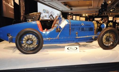1928 Bugatti Type 37A Grand Prix Supercharged-- $962,000 at RM Auctions Amelia 2014 -- 45 Original Photos 16