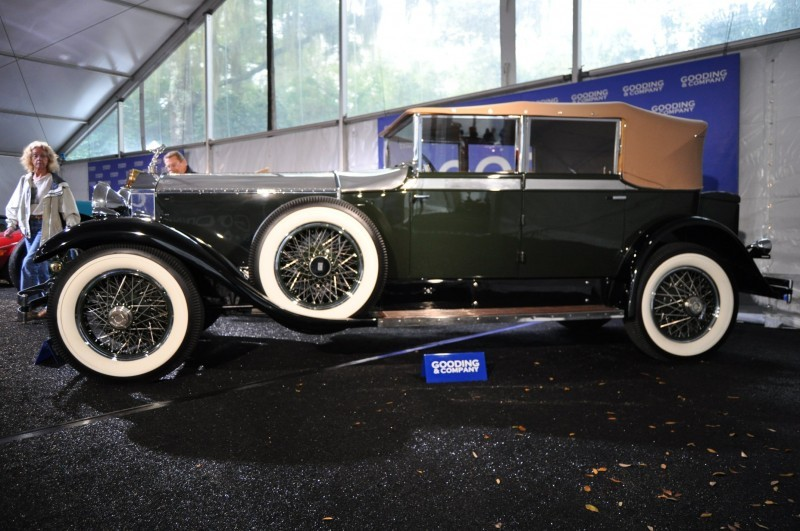 1929 Rolls-Royce PHANTOM I Newmarket 3