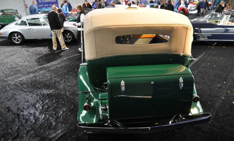 1932 Cadillac V-16 452B Madame X Imperial Sedan -- Gooding & Co. Amelia Island 2014 -- Sold for $264k 16