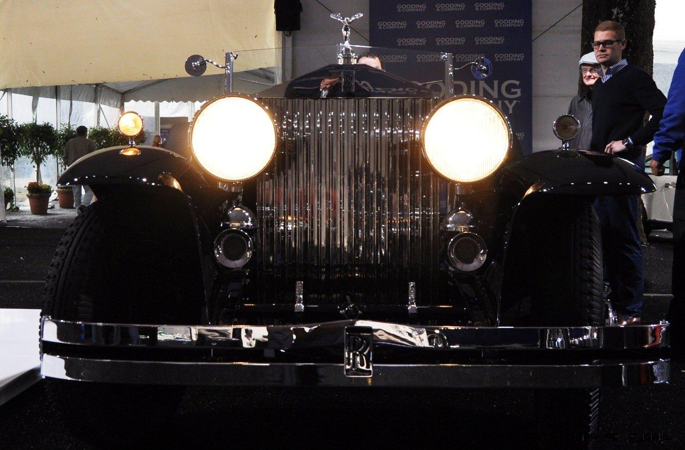 1933 Rolls-Royce Phantom II Henley Roadster 2