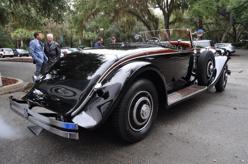 1933 Rolls-Royce Phantom II Henley Roadster 26