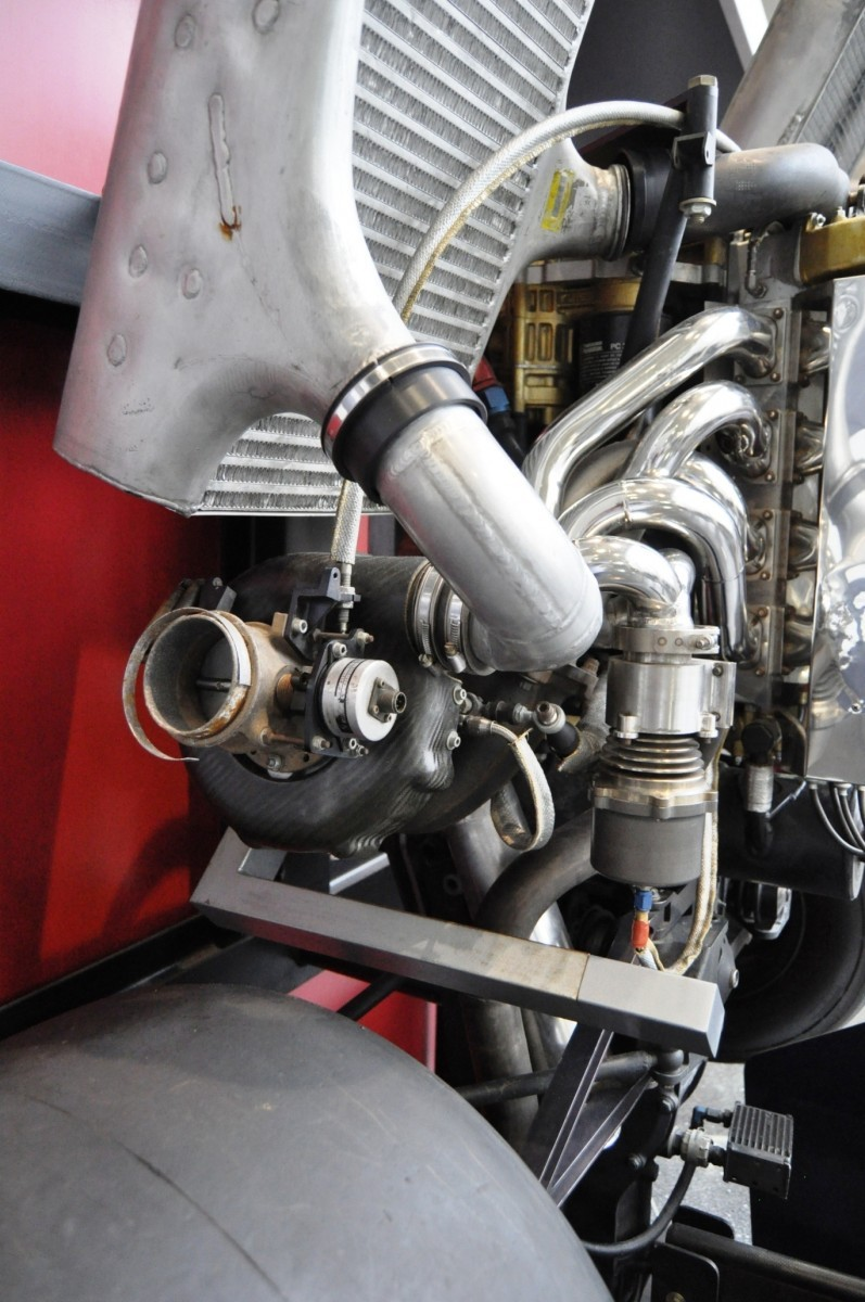 1982 BMW 1.5-liter F1 Turbo Engine Off The Dyno Scale at 1280HP-plus! Video and Detail Photography 11