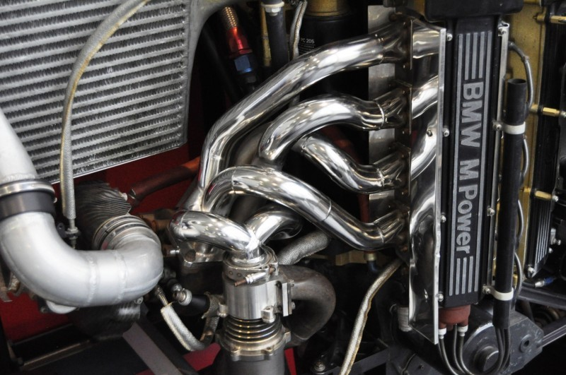 1982 BMW 1.5-liter F1 Turbo Engine Off The Dyno Scale at 1280HP-plus! Video and Detail Photography 15