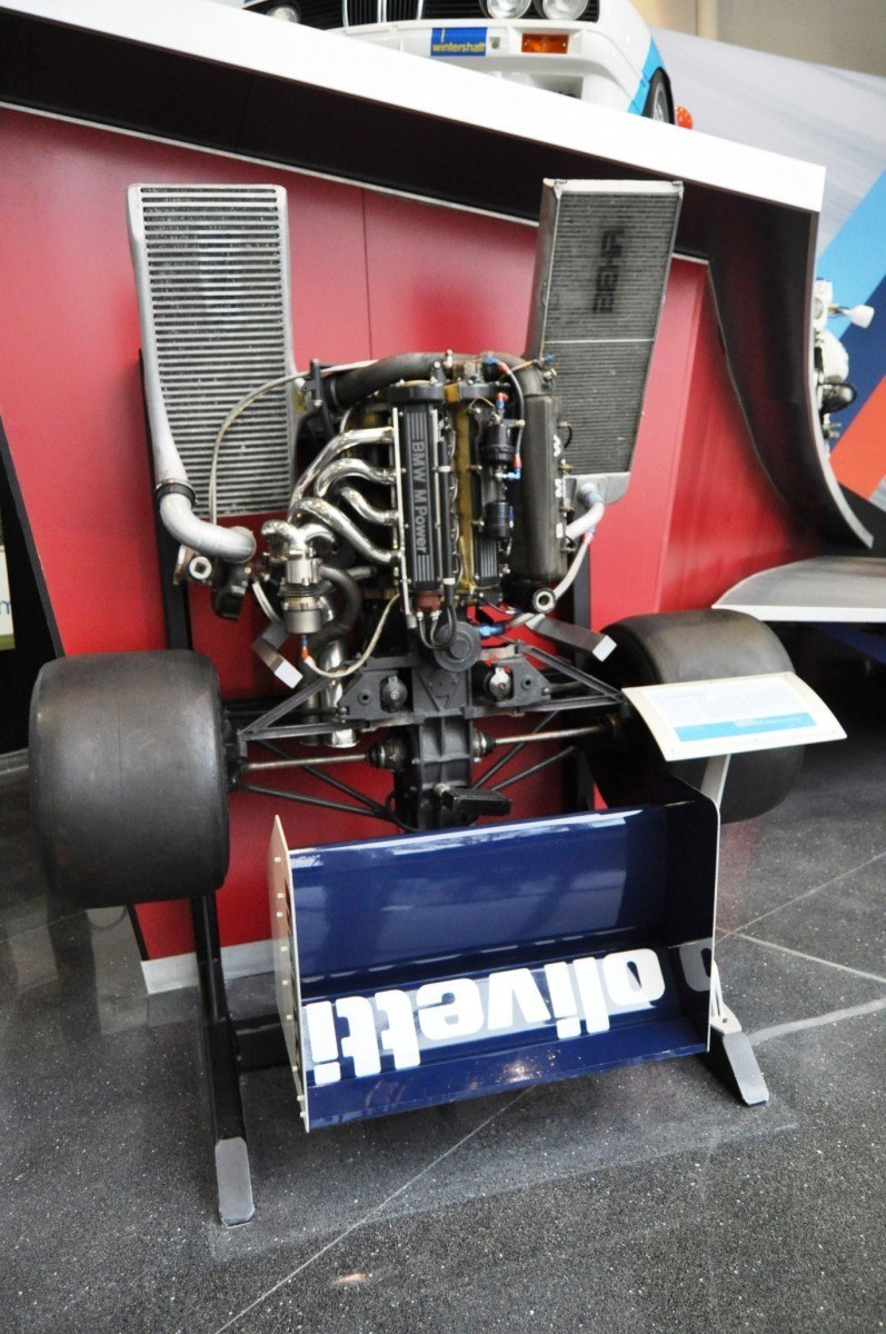 1982 BMW 1.5-liter F1 Turbo Engine Off The Dyno Scale at 1280HP-plus! Video and Detail Photography 8