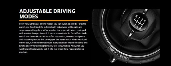 2014 MINI Hardtop Features 4