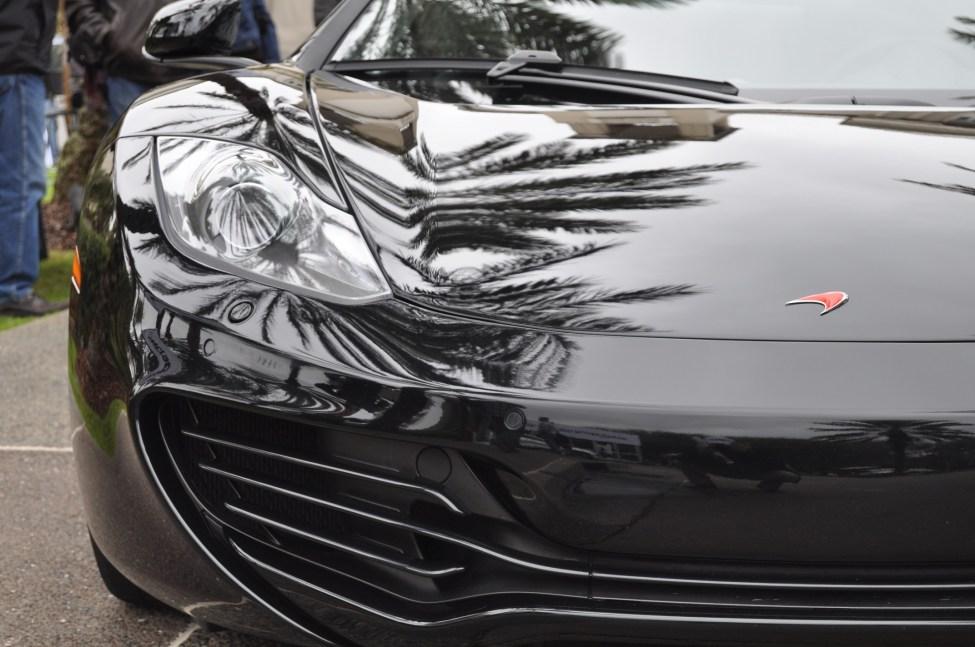 2014 McLaren 12C Spider Is Mobbed in Amelia Island! Failed Drop-top Animations 38