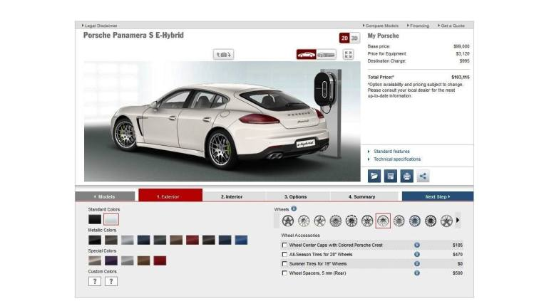 2014 Porsche Panamera S E-Hybrid -- 30 Real-Life Photos -- Live Configurator Link + 80 Images of Options, All Colors and All Wheels 11