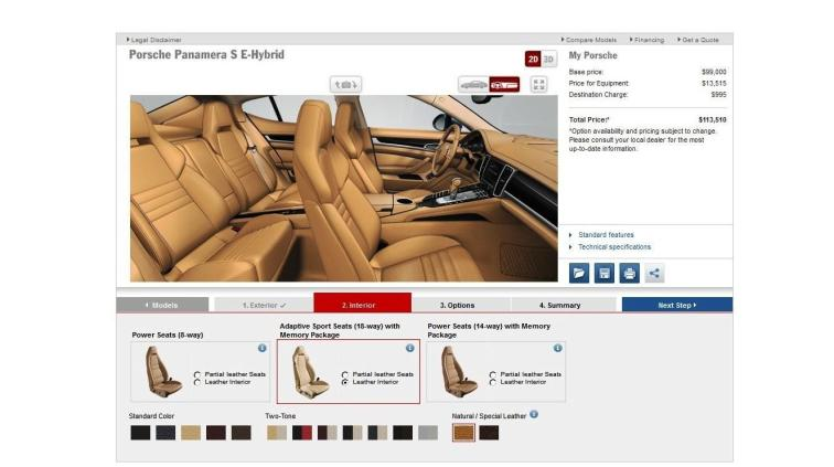 2014 Porsche Panamera S E-Hybrid -- 30 Real-Life Photos -- Live Configurator Link + 80 Images of Options, All Colors and All Wheels 51