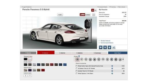 2014 Porsche Panamera S E-Hybrid -- 30 Real-Life Photos -- Live Configurator Link + 80 Images of Options, All Colors and All Wheels 6