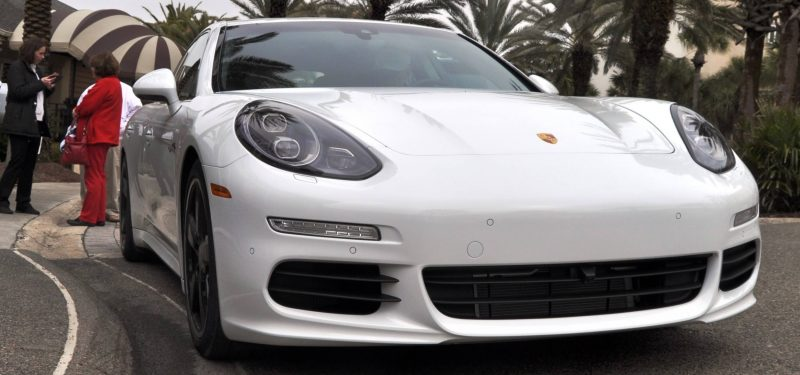 2014 Porsche Panamera S E-Hybrid -- 30 Real-Life Photos -- Live Configurator Link + 80 Images of Options, All Colors and All Wheels 90