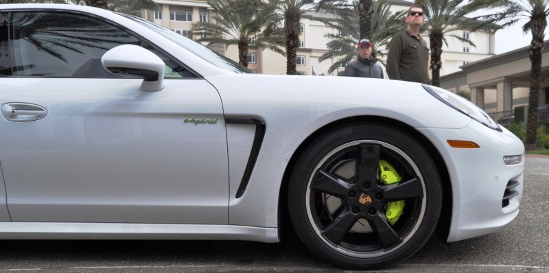 2014 Porsche Panamera S E-Hybrid -- 30 Real-Life Photos -- Live Configurator Link + 80 Images of Options, All Colors and All Wheels 91