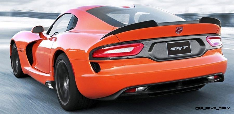 2014 SRT Viper Brings Hot New Styles and Three New Colors62