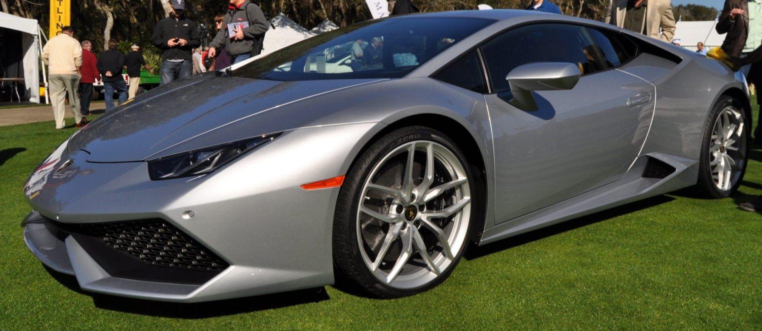 2015 Lamborghini Huracan -- First Outdoor Display in America 11
