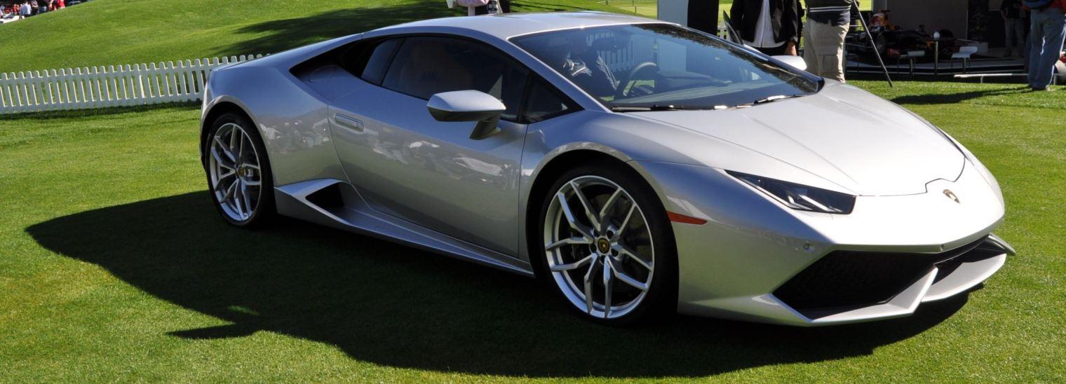 2015 Lamborghini Huracan -- First Outdoor Display in America 4