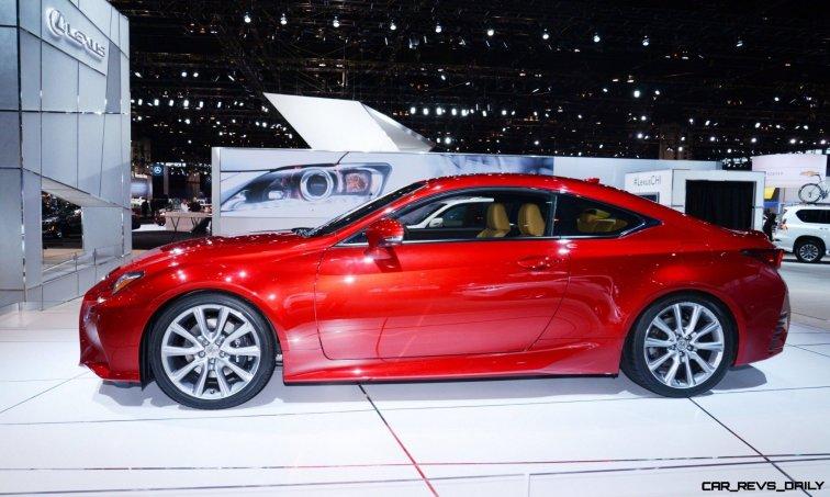 2015 Lexus RC350 5