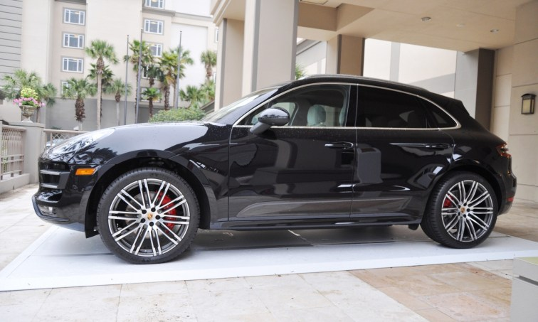 2015 Porsche Macan Turbo -- Looking Amazing, Athletic and Nimble -- 50+ Real-Life Photos Inside and Out 10