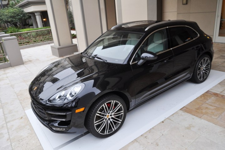 2015 Porsche Macan Turbo -- Looking Amazing, Athletic and Nimble -- 50+ Real-Life Photos Inside and Out 12
