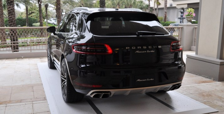 2015 Porsche Macan Turbo -- Looking Amazing, Athletic and Nimble -- 50+ Real-Life Photos Inside and Out 23