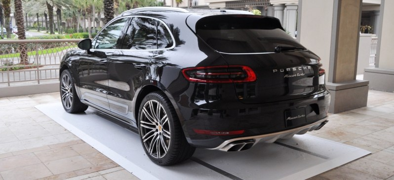 2015 Porsche Macan Turbo -- Looking Amazing, Athletic and Nimble -- 50+ Real-Life Photos Inside and Out 24