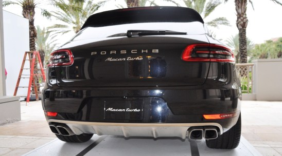 2015 Porsche Macan Turbo -- Looking Amazing, Athletic and Nimble -- 50+ Real-Life Photos Inside and Out 29