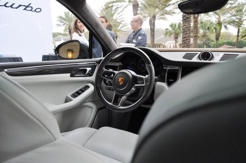 2015 Porsche Macan Turbo -- Looking Amazing, Athletic and Nimble -- 50+ Real-Life Photos Inside and Out 41