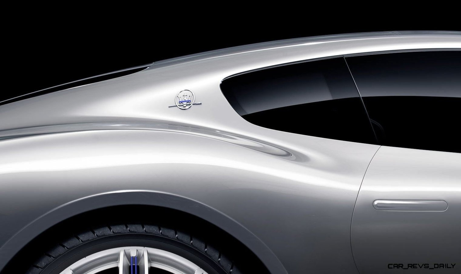 Alfieri Maserati Concept -- Analytical Assessment of the Trident's Flagship Prototype -- 52 Photos, Sketches, Reveal Images 18