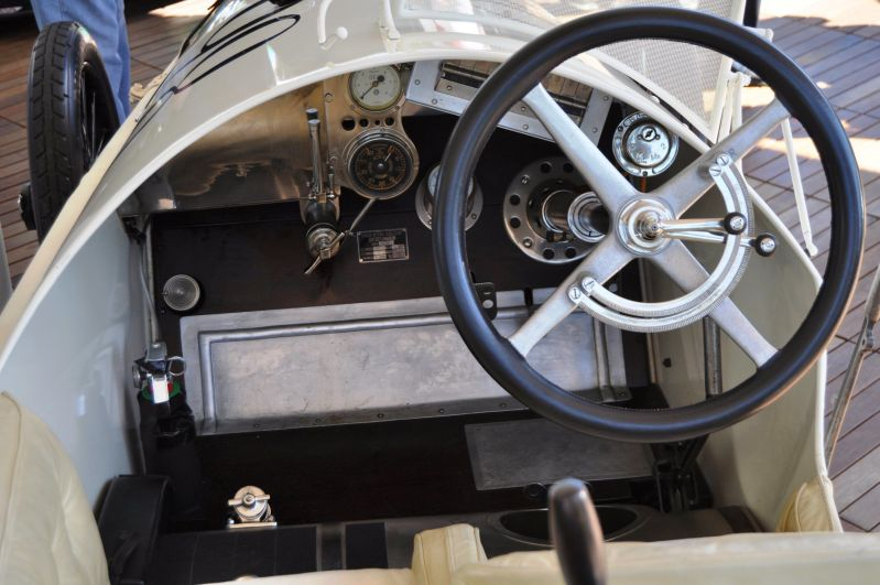 Amelia Island Time Capsules -- 1914 Mercedes-Benz GP Car in 25 Original, High-Res Photos 18