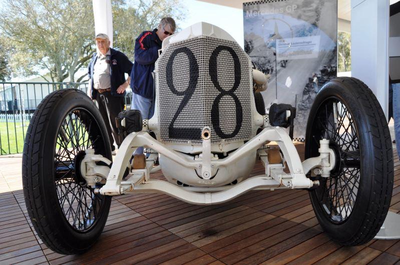Amelia Island Time Capsules -- 1914 Mercedes-Benz GP Car in 25 Original, High-Res Photos 23