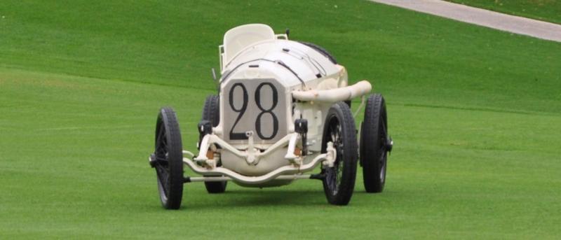 Amelia Island Time Capsules -- 1914 Mercedes-Benz GP Car in 25 Original, High-Res Photos 4