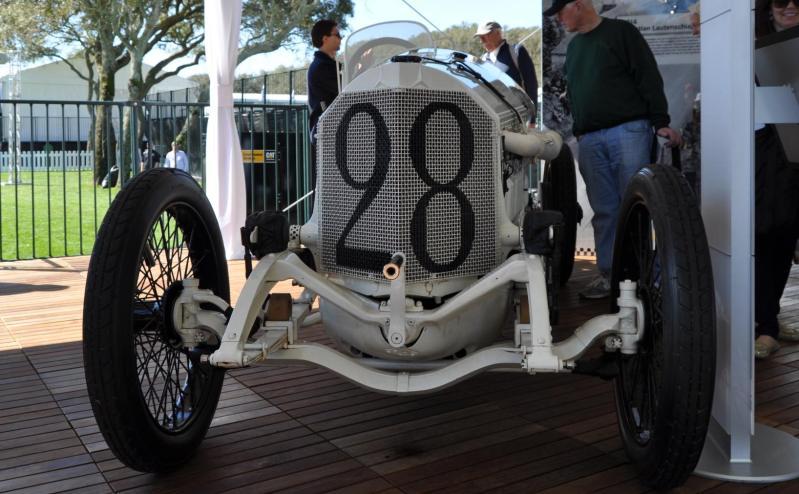 Amelia Island Time Capsules -- 1914 Mercedes-Benz GP Car in 25 Original, High-Res Photos 9