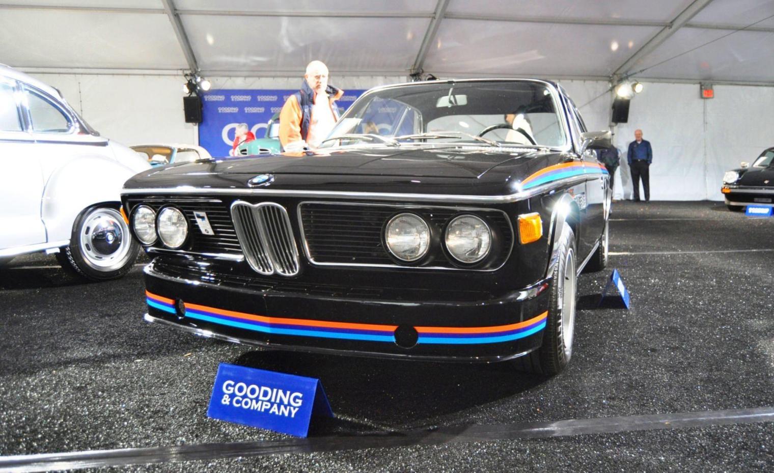 Car-Revs-Daily.com -- 2014 Gooding & Co. -- Flawless 1972 BMW 3.0 CSL -- 67 High-Res Photos 5