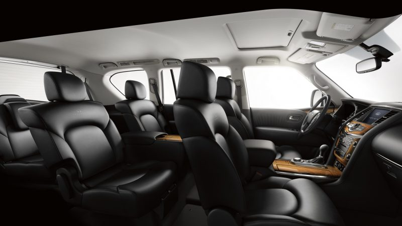 Car-Revs-Daily.com -- 2014 INFINITI QX80 Buyers Guide, Pricing, Colors and Specs 33