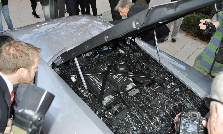 Car-Revs-Daily.com -- 2015 Lamborghini Huracan -- Official American Debut  36