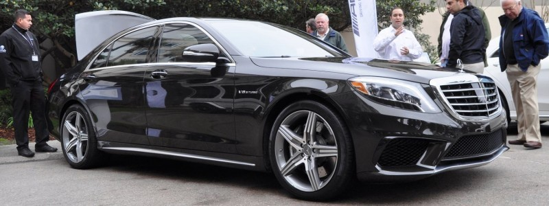 Car-Revs-Daily.com -- 3.9s Mercedes-Benz S65 and S63 AMG 4MATIC -- Cool Buyers Guide Intel -- 40 Real-Life Photos  Animated Option Visualizers 54