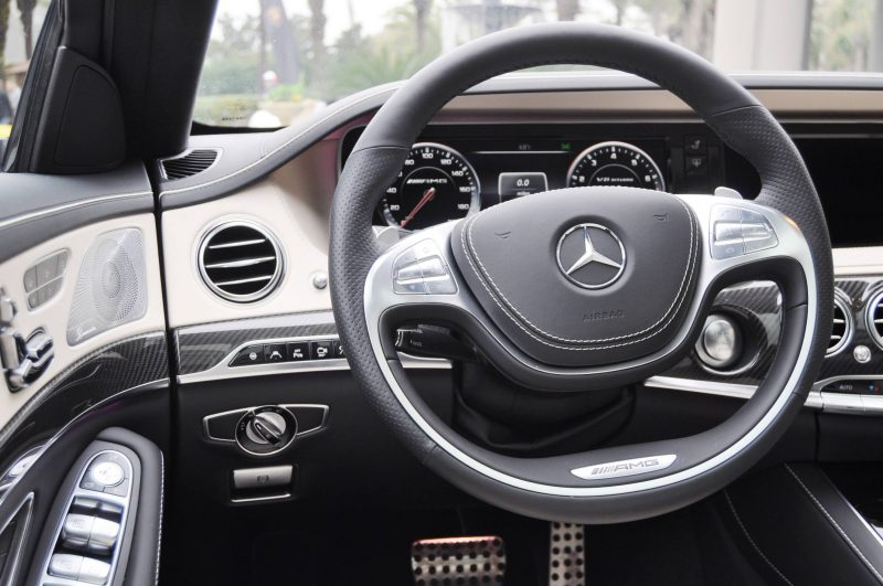 Car-Revs-Daily.com -- 3.9s Mercedes-Benz S65 and S63 AMG 4MATIC -- Cool Buyers Guide Intel -- 40 Real-Life Photos  Animated Option Visualizers 74