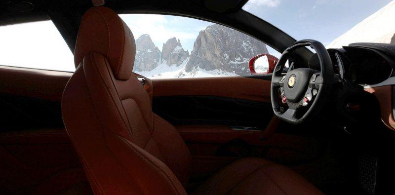 Car-Revs-Daily.com -- Ferrari FF is Monday-Sunday V12 Supercar 185