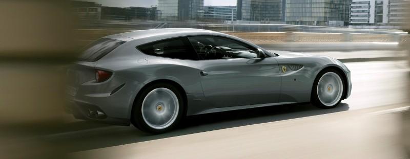 Car-Revs-Daily.com -- Ferrari FF is Monday-Sunday V12 Supercar 212
